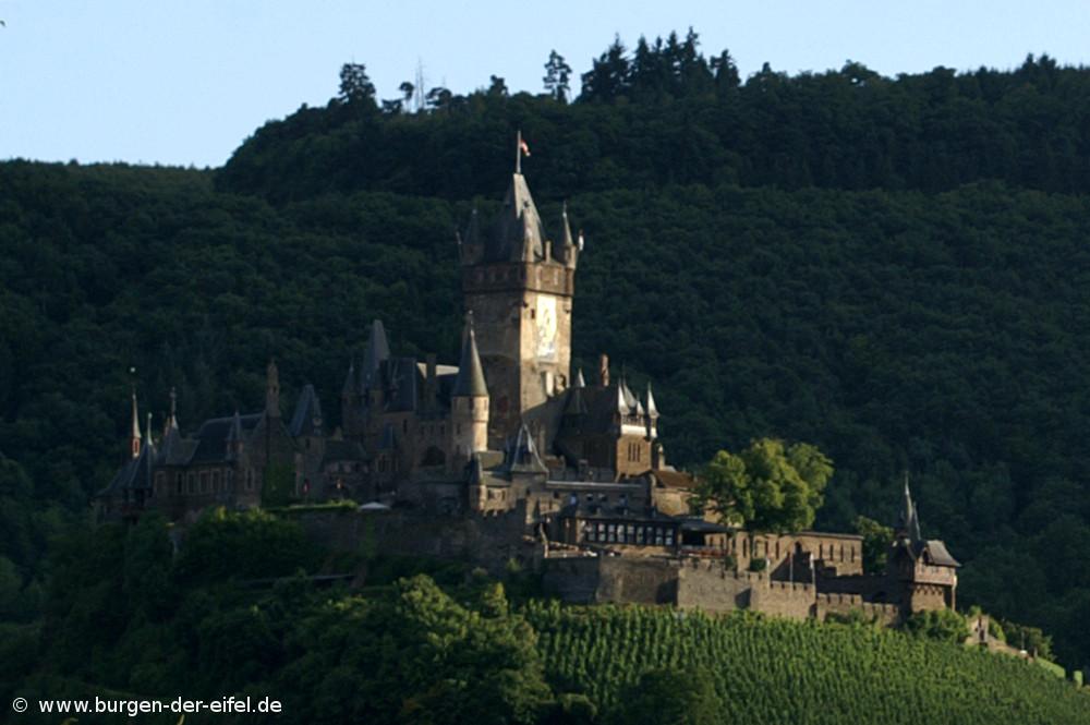 Cochem Weihnachtsmarkt.Reichsburg Cochem Burgen Der Eifel