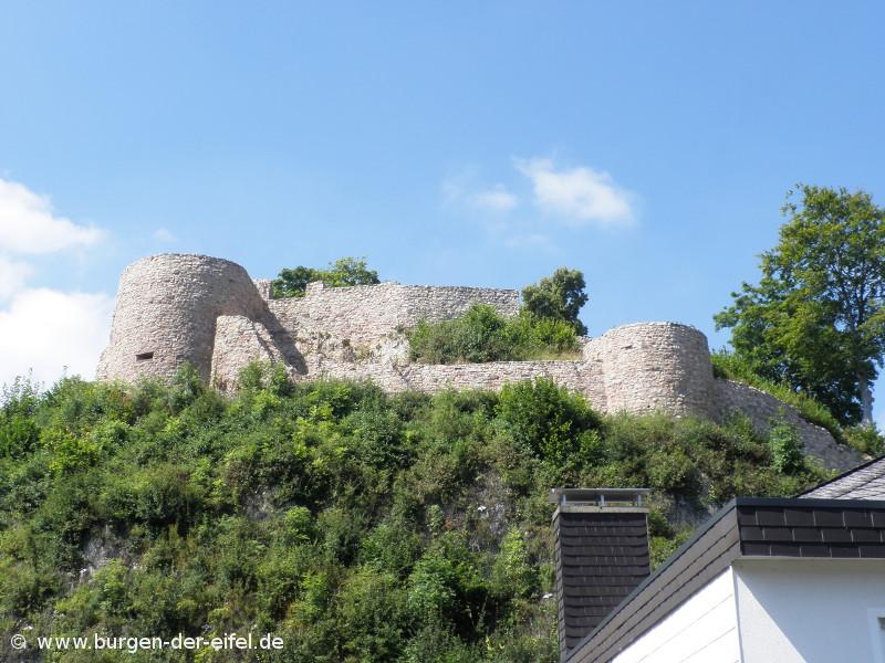 Löwenburg in Gerolstein