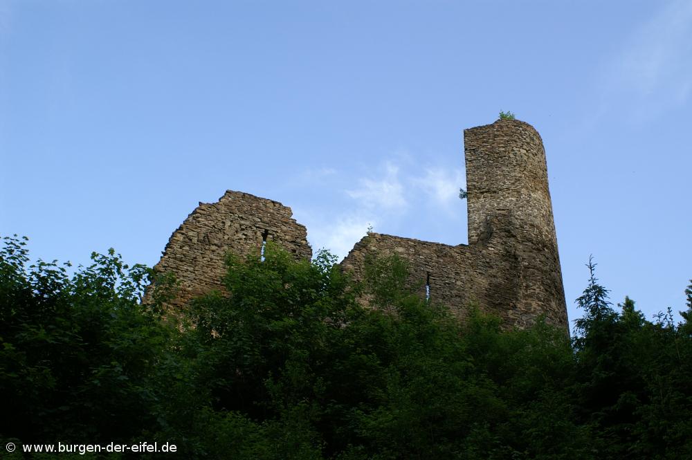 Burg Neublankenheim