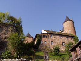 Bertradaburg, Mürlenbach