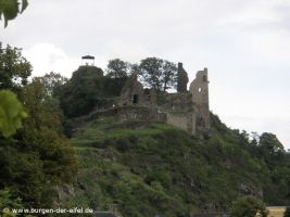 Burg Are in Altenahr