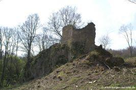 Burg Dreimühlen